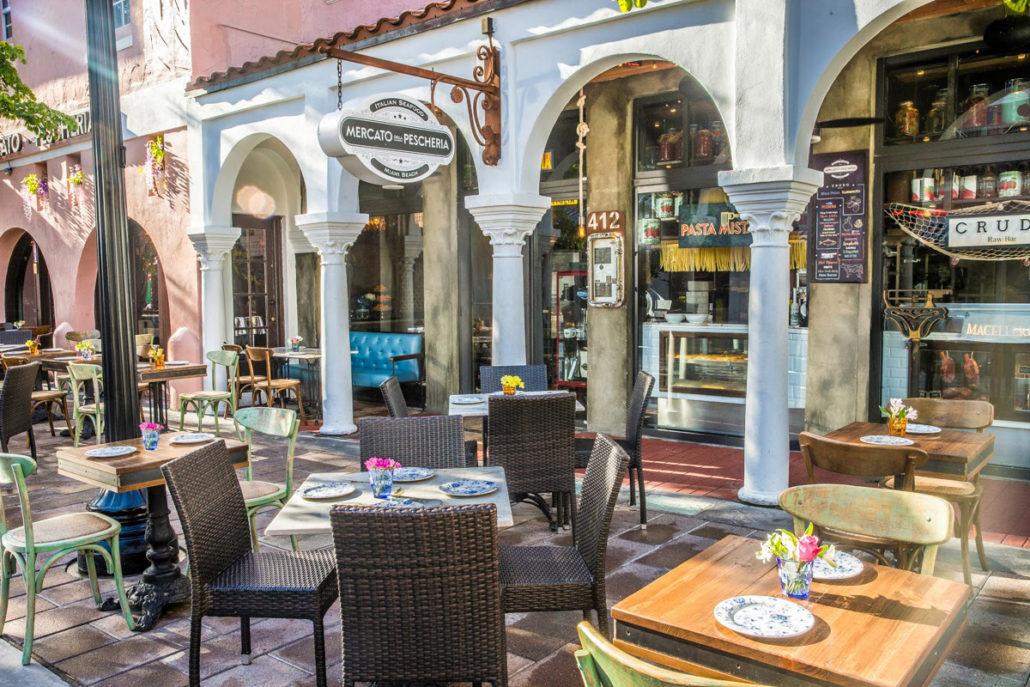 Mercato Della Pescheria. Miami Beach