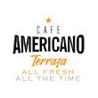 Café Americano Terraza