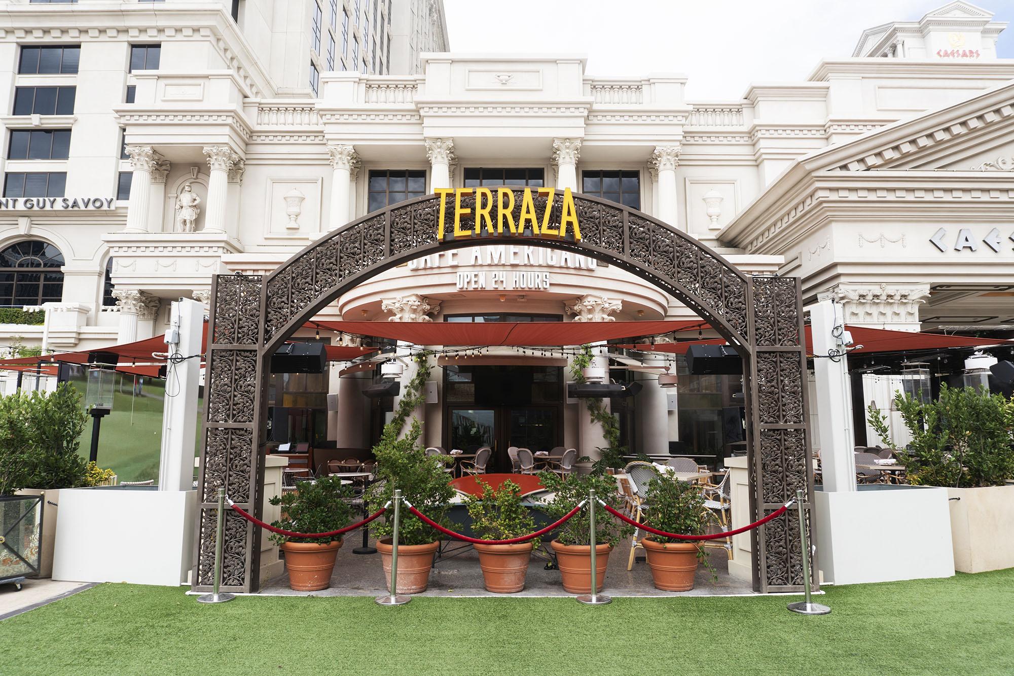 Terraza by Café Americano